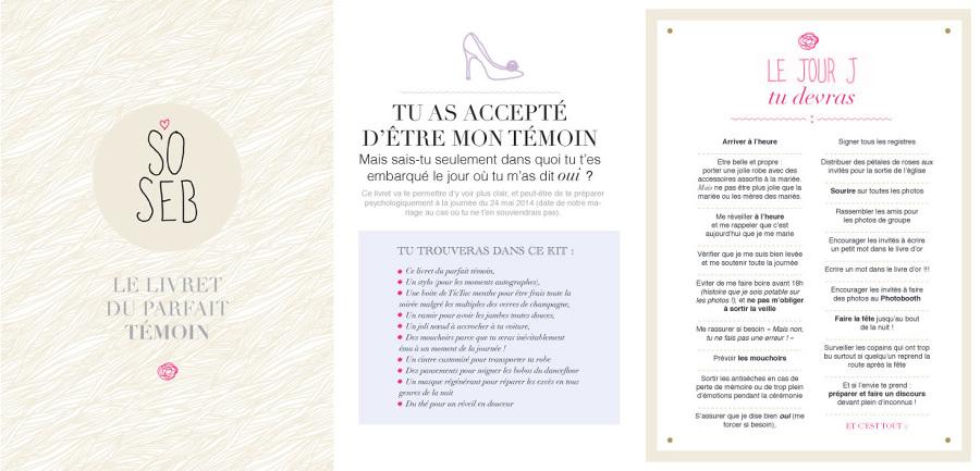Assez SoSeb, faire-part mariage / SoSeb, wedding invitation - Raya  LV63